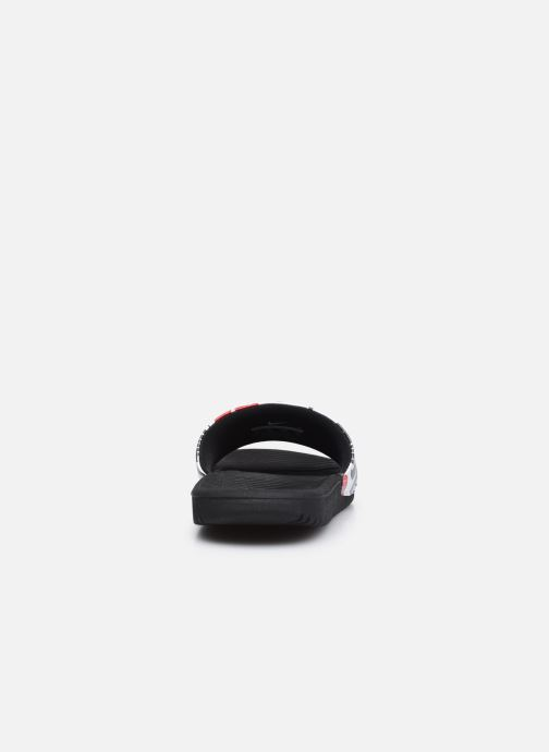 Sandali e scarpe aperte Nike Kawa Slide Se Jdi (Gs/Ps) Bianco immagine destra