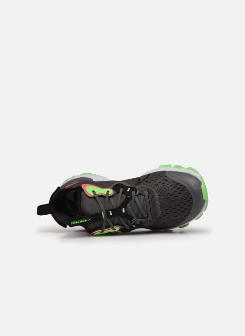 Sportschuhe Nike Nike React Vision Ww (Gs) grau ansicht von links