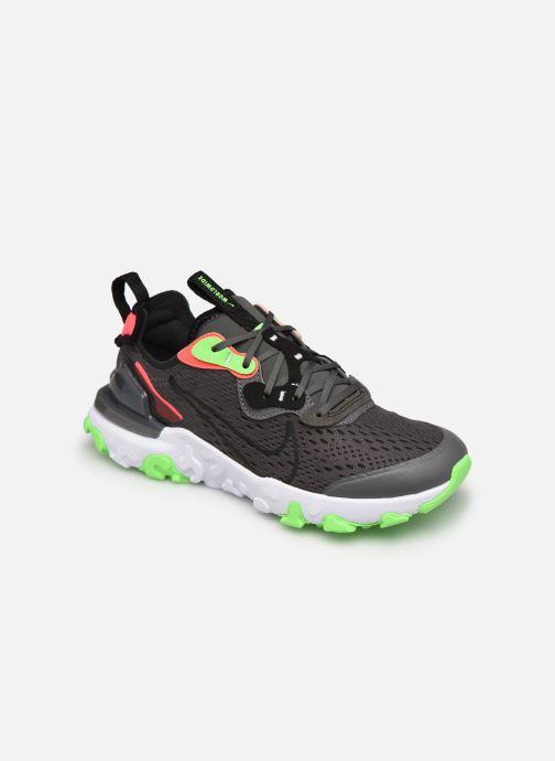 Sportschuhe Nike Nike React Vision Ww (Gs) grau detaillierte ansicht/modell
