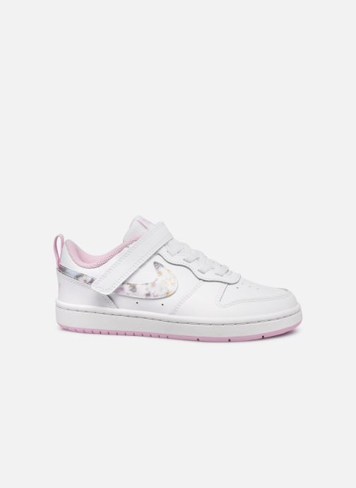 Baskets Nike Court Borough Low 2 Se (Psv) Blanc vue derrière