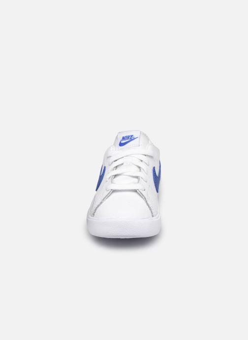 Sneakers Nike Nike Blazer Low (Td) Bianco modello indossato