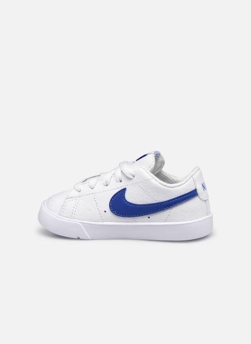 Sneakers Nike Nike Blazer Low (Td) Bianco immagine frontale