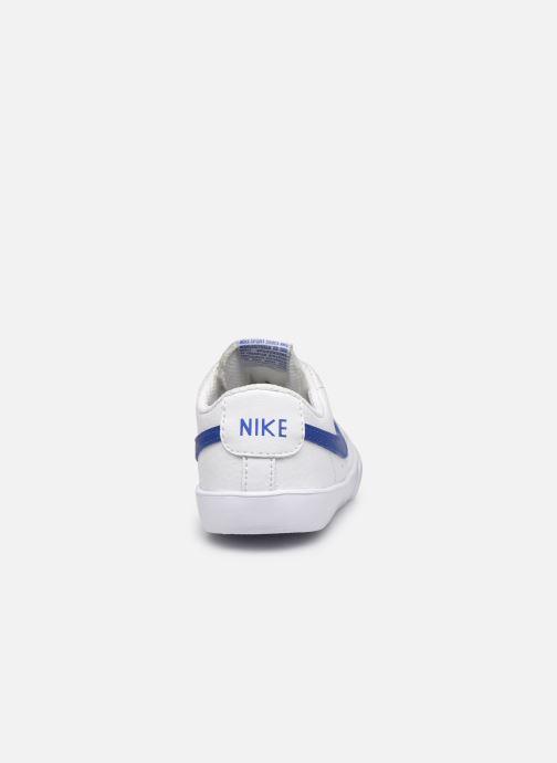 Sneakers Nike Nike Blazer Low (Td) Bianco immagine destra
