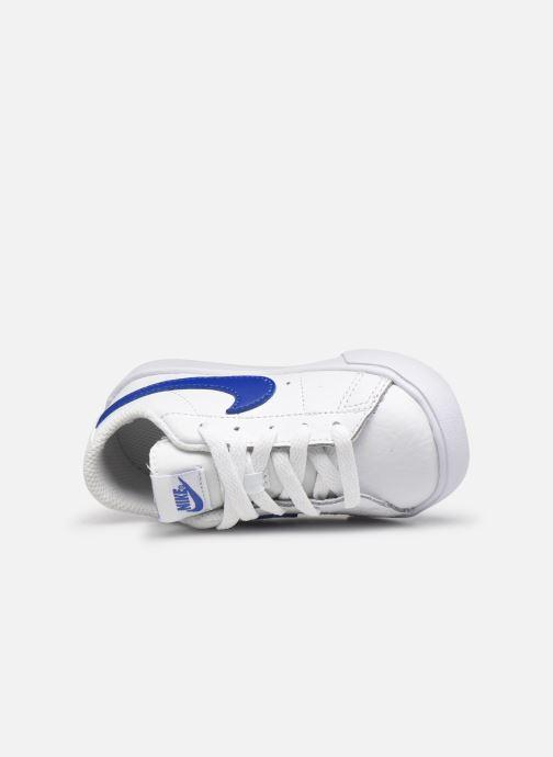 Sneakers Nike Nike Blazer Low (Td) Bianco immagine sinistra