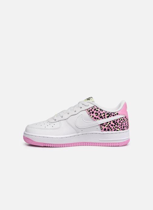 Sneakers Nike Nike Air Force 1 '07 Gs Bianco immagine frontale