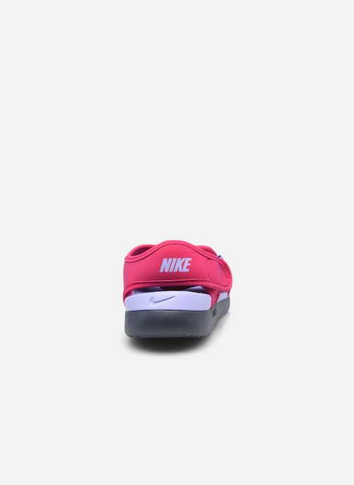 Sandalen Nike Sunray Adjust 5 V2 (Gs/Ps) rosa ansicht von rechts