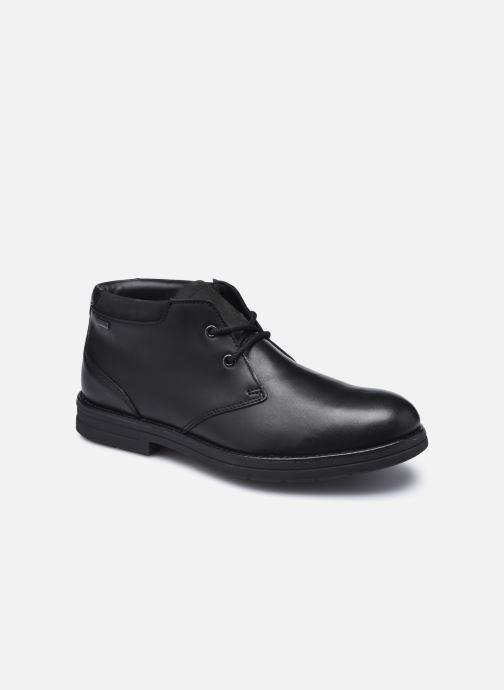 Boots en enkellaarsjes Clarks Unstructured Banning HiGTX Zwart detail