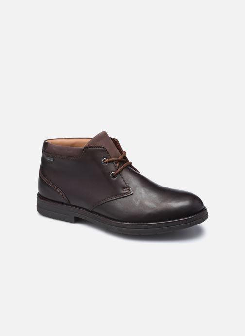Stiefeletten & Boots Clarks Unstructured Banning HiGTX braun detaillierte ansicht/modell