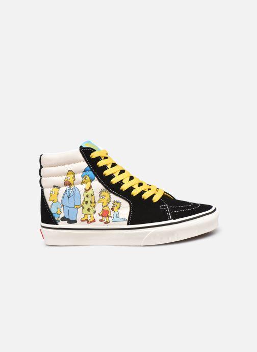 Baskets Vans SK8-Hi X The Simpsons W Noir vue derrière