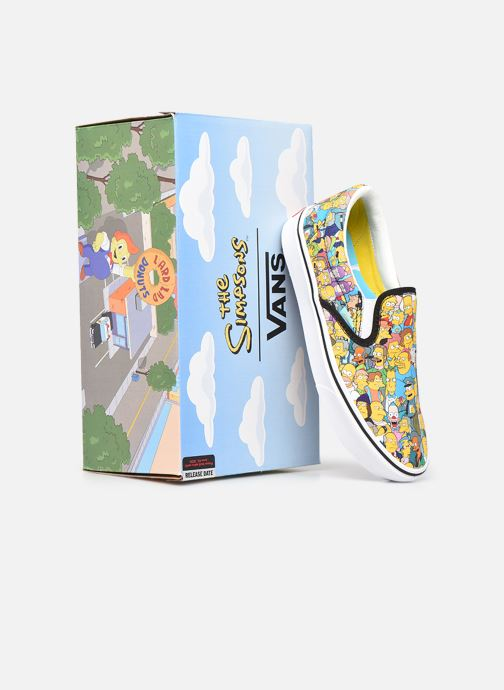 Sneaker Vans UA ComfyCush Slip-On X The Simpsons W gelb 3 von 4 ansichten