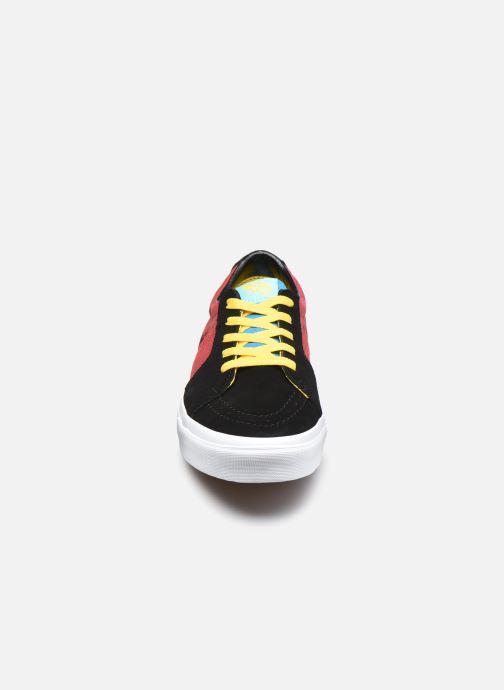 Baskets Vans UA SK8-Low X The Simpsons M Multicolore vue portées chaussures