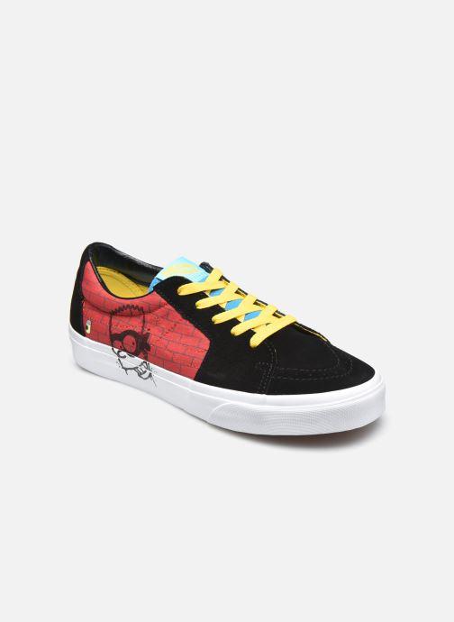 Baskets Vans UA SK8-Low X The Simpsons M Multicolore vue détail/paire