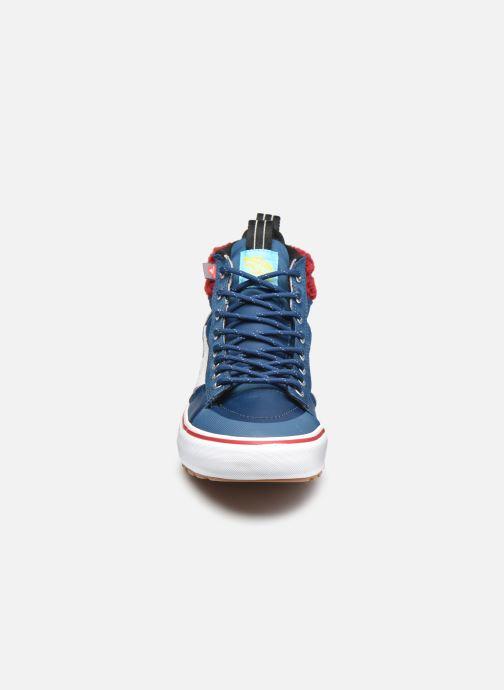 Sneaker Vans UA SK8-Hi MTE 2.0 DX X The Simpsons M blau schuhe getragen