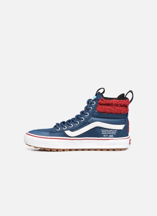 Sneaker Vans UA SK8-Hi MTE 2.0 DX X The Simpsons M blau ansicht von vorne