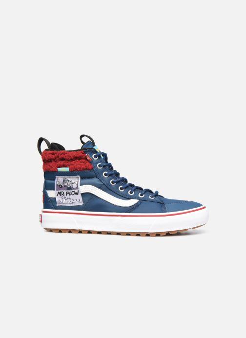 Sneaker Vans UA SK8-Hi MTE 2.0 DX X The Simpsons M blau ansicht von hinten