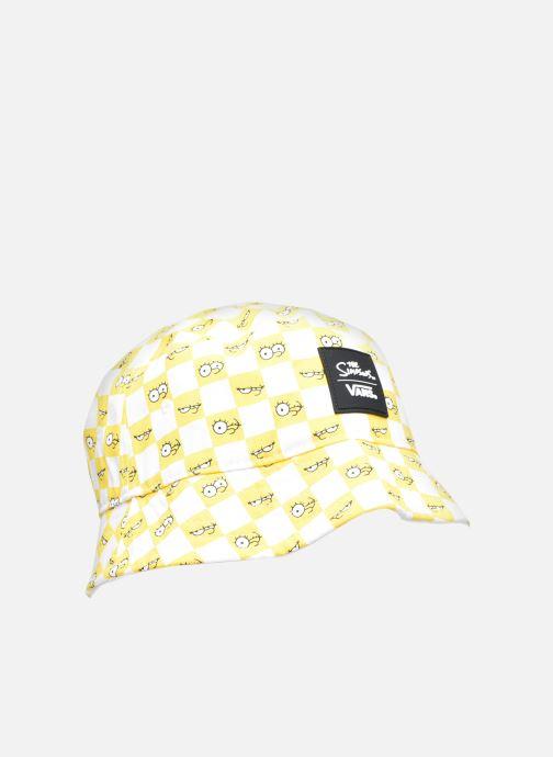 Bonnets Vans Vans X The Simpsons Check Eyes Bucket Jaune vue détail/paire