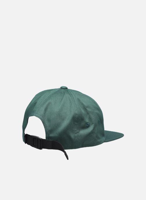 Kappe Vans SALTON II grün schuhe getragen