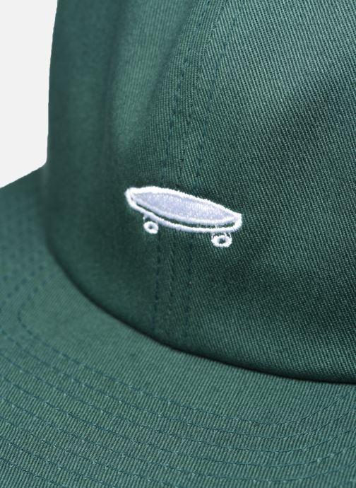 Kappe Vans SALTON II grün ansicht von vorne