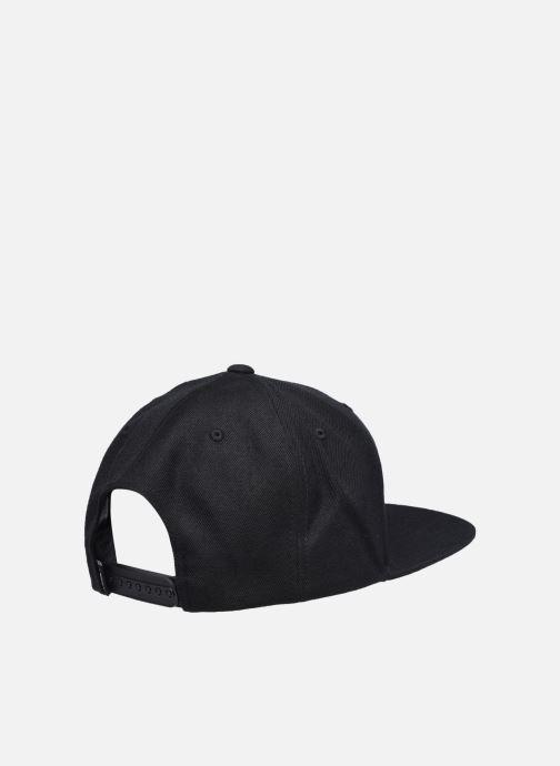 Kappe Vans DROP V II SNAPBACK schwarz schuhe getragen