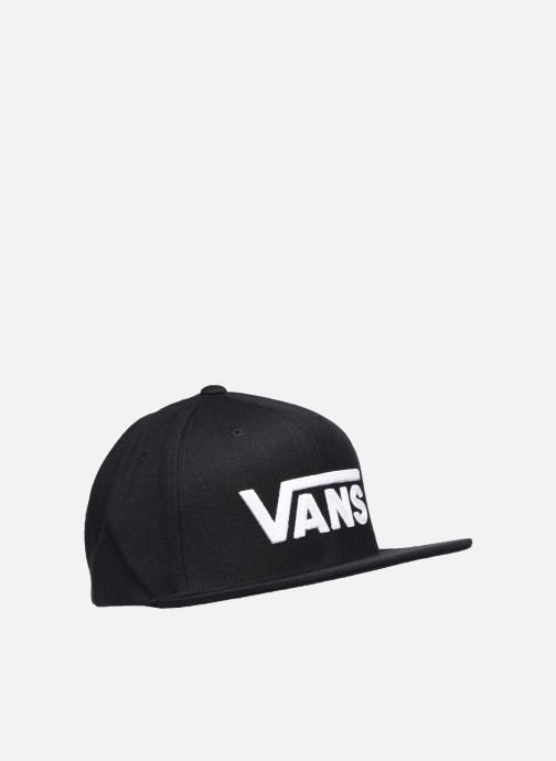 Kappe Vans DROP V II SNAPBACK schwarz detaillierte ansicht/modell