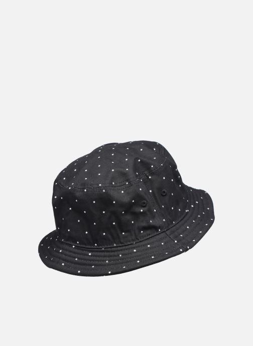 Cappello Vans UNDERTONE II BUCKET Nero modello indossato