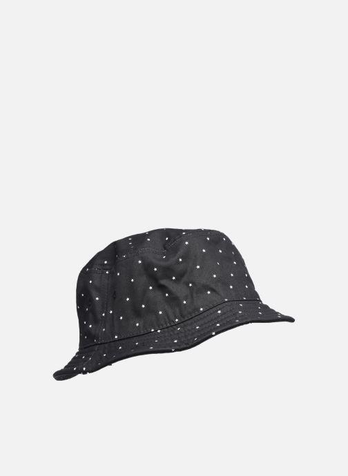 Sombrero Vans UNDERTONE II BUCKET Negro vista de detalle / par
