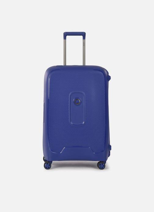 Reisegepäck Delsey Moncey Val Tr 4Dr 69 blau detaillierte ansicht/modell