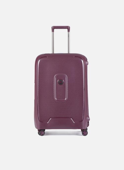 Reisegepäck Delsey Moncey Val Tr 4Dr 69 lila detaillierte ansicht/modell