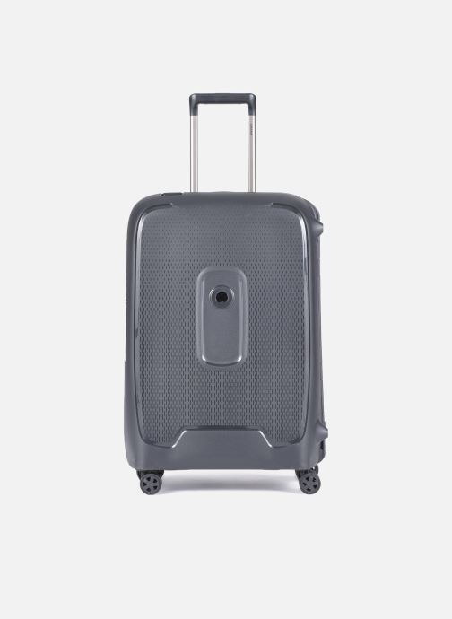 Reisegepäck Delsey Moncey Val Tr 4Dr 69 grau detaillierte ansicht/modell