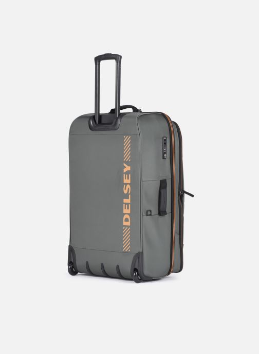 Bagages Delsey Tramontane Val Tr Exp 2R 77 Vert vue droite