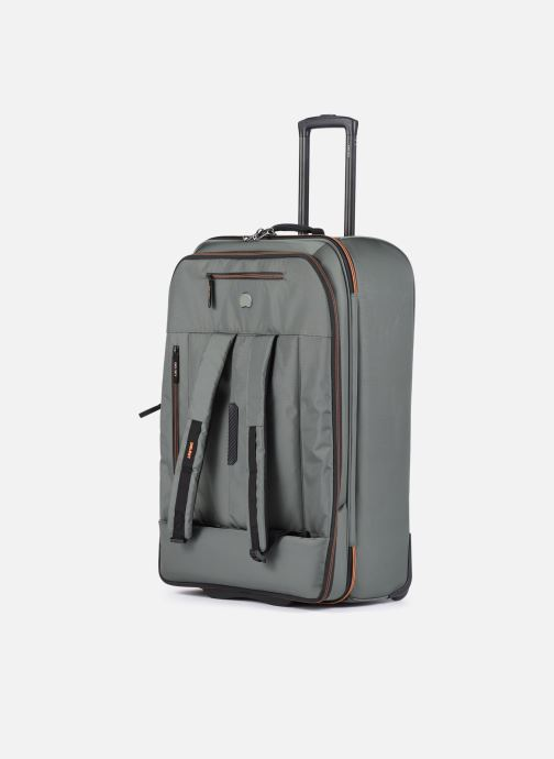 Bagages Delsey Tramontane Val Tr Exp 2R 77 Vert vue gauche