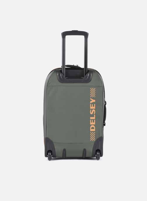 Bagages Delsey Tramontane Val Tr Cab 2R 55 Vert vue face