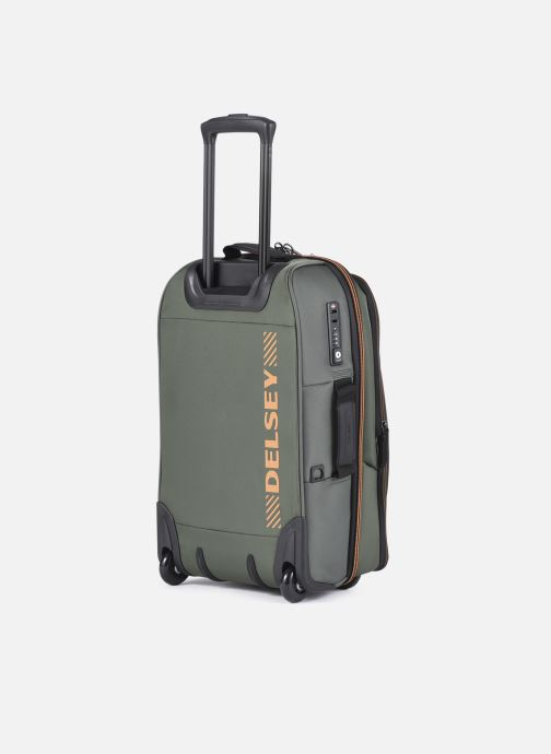 Bagages Delsey Tramontane Val Tr Cab 2R 55 Vert vue droite