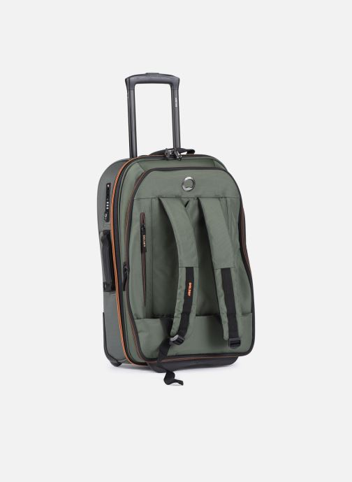 Bagages Delsey Tramontane Val Tr Cab 2R 55 Vert vue gauche