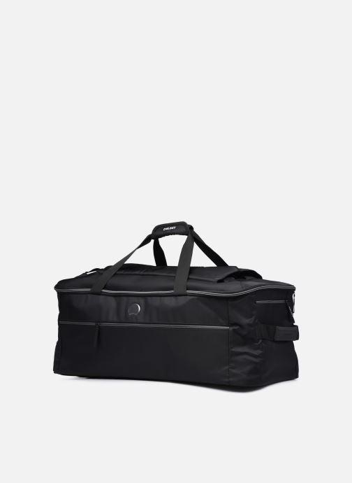 Bagagli Delsey Tramontane Sac Voyage 68 Nero modello indossato