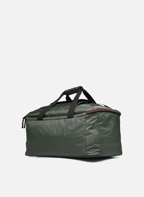 Bagagli Delsey Tramontane Sac Voyage Cab 55 Verde immagine frontale