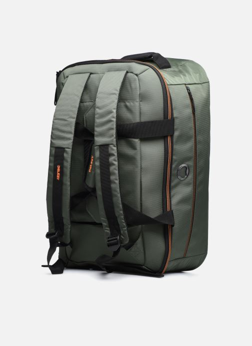 Bagagli Delsey Tramontane Sac Voyage Cab 55 Verde immagine sinistra