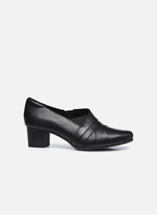 Bottines et boots Clarks Unstructured Un Damson Adele Noir vue derrière