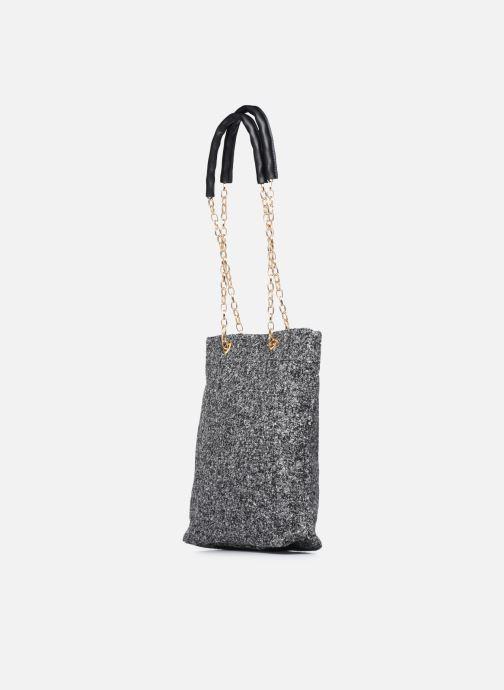 Handtaschen Sabrina Cristina schwarz ansicht von rechts
