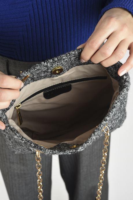 Handtaschen Sabrina Cristina schwarz ansicht von hinten
