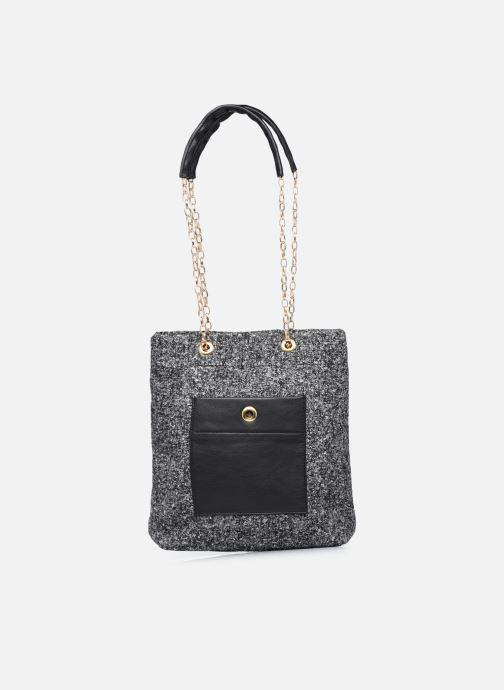 Handtaschen Sabrina Cristina schwarz detaillierte ansicht/modell