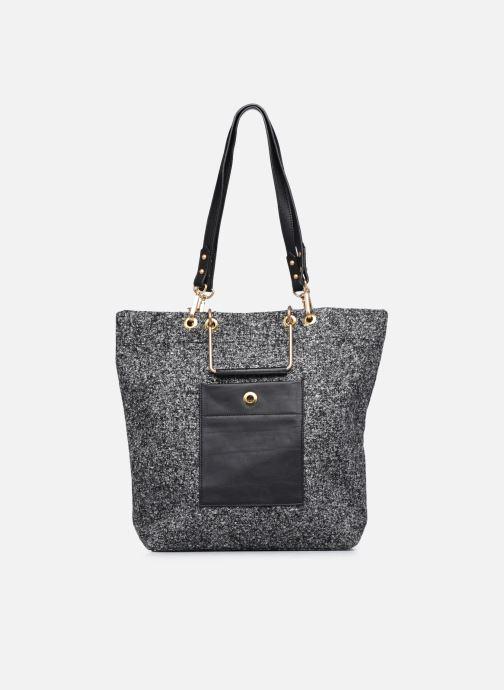 Handtassen Sabrina Callie Zwart detail