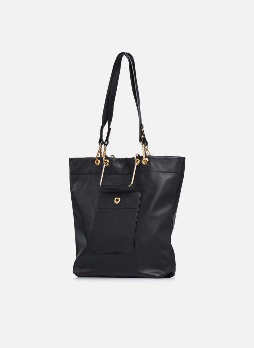 Handtaschen Sabrina Callie schwarz schuhe getragen