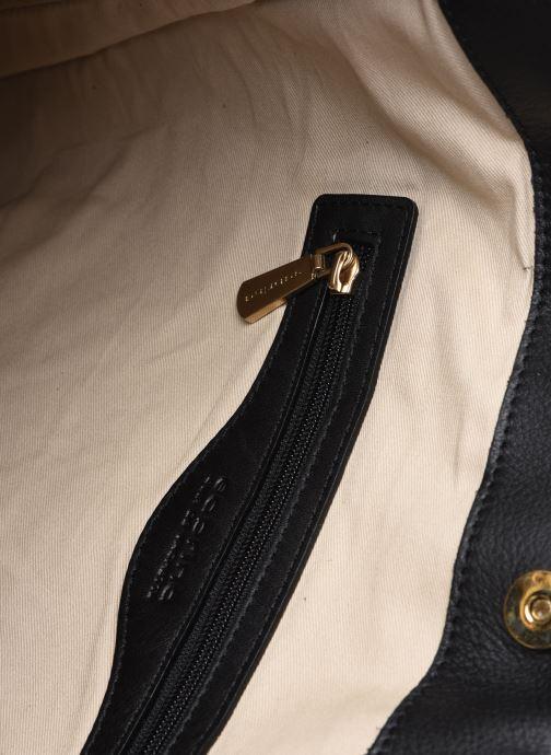 Handtaschen Sabrina Callie schwarz ansicht von hinten