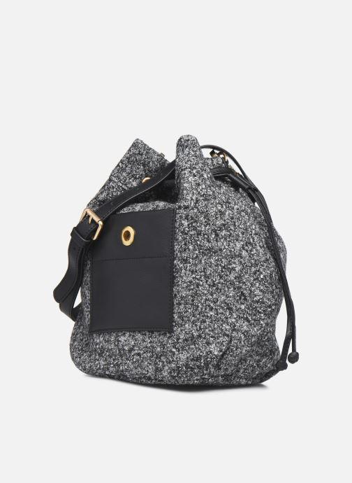 Handtaschen Sabrina April schwarz schuhe getragen