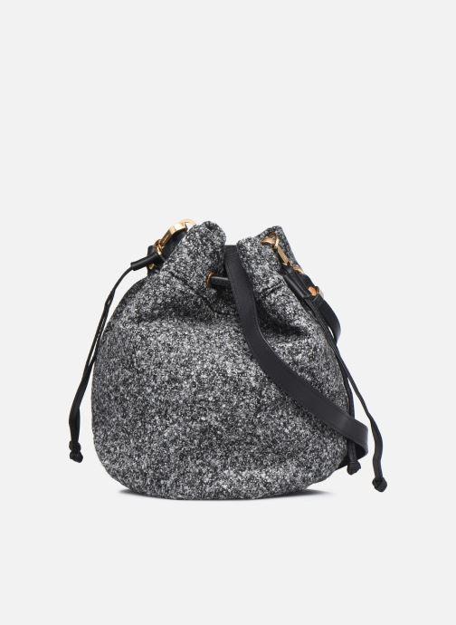 Handtaschen Sabrina April schwarz ansicht von vorne