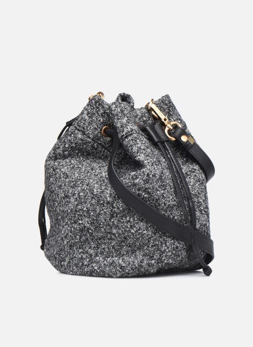 Handtaschen Sabrina April schwarz ansicht von rechts