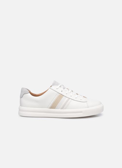 Sneakers Clarks Unstructured Un Maui Band Bianco immagine posteriore