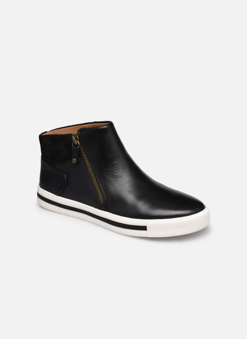 Boots en enkellaarsjes Clarks Unstructured Un Maui Free Zwart detail