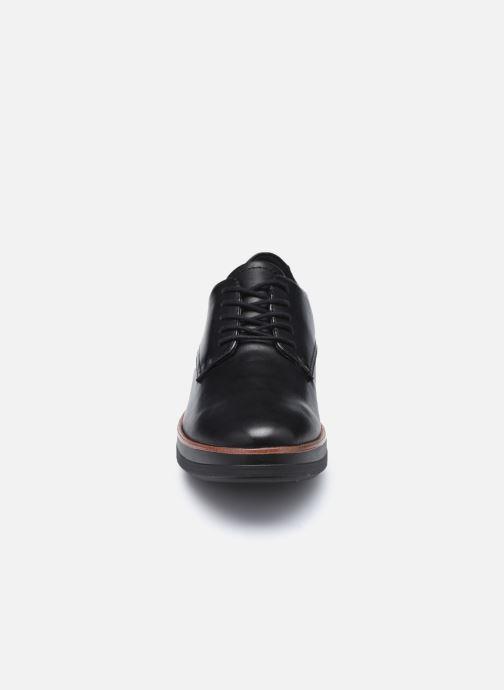 Zapatos con cordones Clarks Unstructured Shaylin Lace Negro vista del modelo